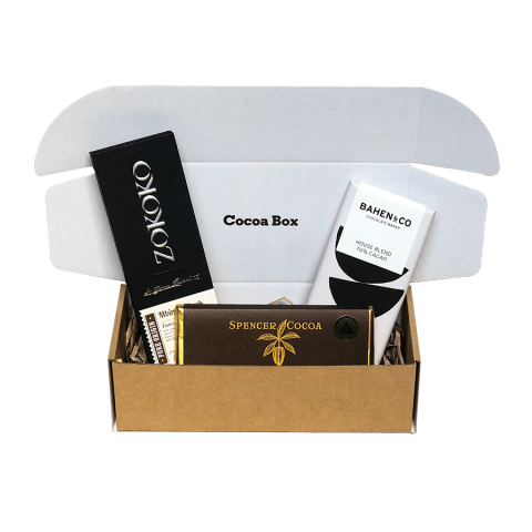 Dark Chocolate Subscription Box | Cocoa Box