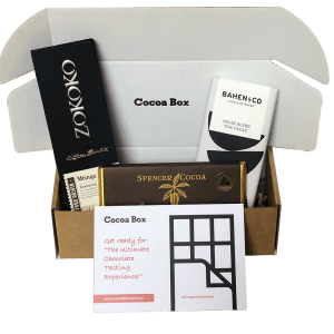 Deeply Dark Craft chocolate subscription box