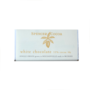 Spencer Cocoa White Bar