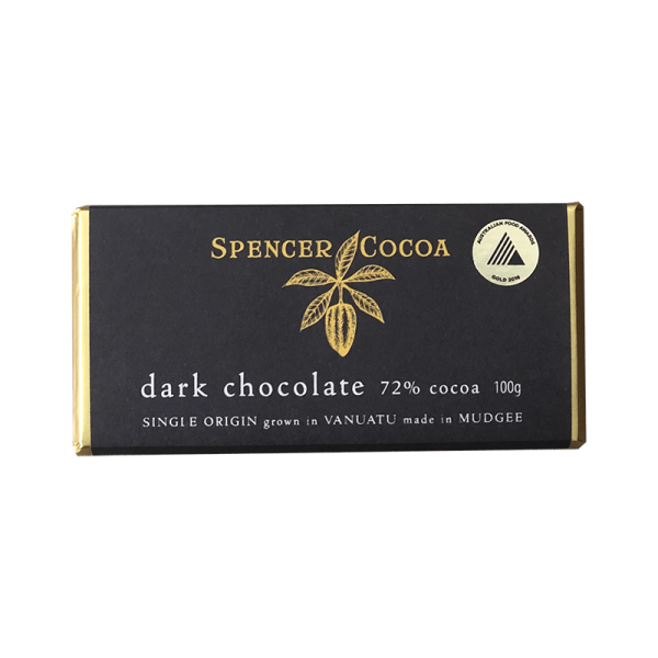 Spencer Cocoa Dark Chocolate