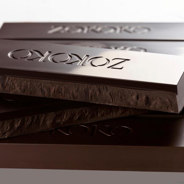 Zokoko Dark chocolate bar