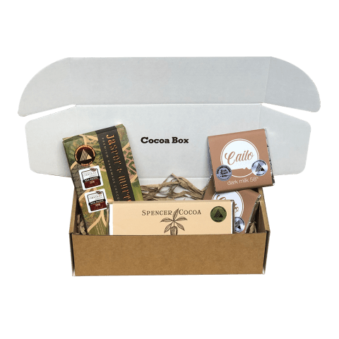 Milk Chocolate Subscription Box | Cocoa Box
