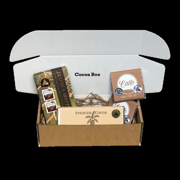 Milk Chocolate Subscription Box   Cocoa Box